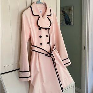 Elle Belted Pea Coat